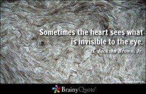 hearts see